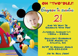 mickey mouse clubhouse invitation template mickey mouse clubhouse invitation template invitetown