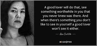 TOP 25 QUOTES BY ANA CASTILLO | A-Z Quotes