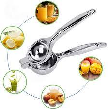 KMEIVOL Lemon Squeezer, Quality Stainless Steel ... - Amazon.com