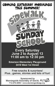 morningside assembly of god church sidewalk sunday morningside assembly of god church sidewalk sunday school