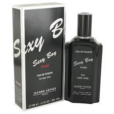 <b>Sexy Boy</b> Sport by <b>Jeanne Arthes</b> Eau De Toilette Spray 3.4 oz (Men ...