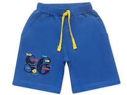Шорты для мальчика <b>Palloncino</b> синий, р.116 купить в детском ...