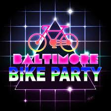 <b>Bike Party</b> Landing Page — baltimore brew club