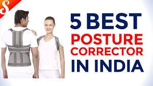 5 Best Posture <b>Corrector Belts</b> for Men & Women | Brace for Lower ...