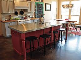 build kitchen island sink: kitchen island plans with seating full size