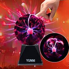 Lightning Ball Touch & Sound Sensitive ,<b>Dancing Plasma</b> Globe ...