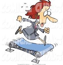 scared running w employee clipart clipartfest business w running in