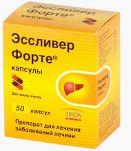 Лечение заболеваний печени и ЖКТ <b>ЭССЛИВЕР</b> — купить в ...