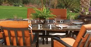 patio dining:  aluminum patio dining set