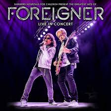<b>Foreigner</b> - <b>Live</b> In Concert (2019, CD) | Discogs