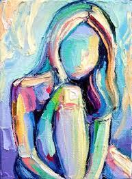 <b>Abstract Portrait</b> PRINT, medium, SQUARE, <b>woman portrait</b>, <b>Abstract</b> ...