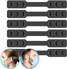 FCXJTU <b>Mask</b> Ear Hook Strap Extender Holder <b>Adjustable Anti</b>-<b>Slip</b> ...