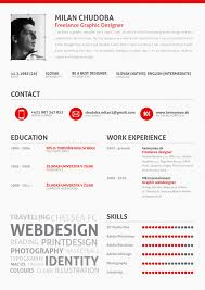writing your resume for graphic web design resume example
