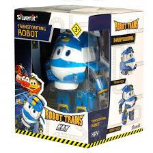 <b>Трансформер</b> Кей <b>Robot Trains</b> 80164 10 см - купить в Омске по ...