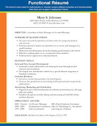 best photos of sample functional resume work history functional functional s resume