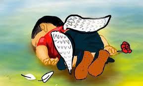 Resultado de imagem para garoto sírio