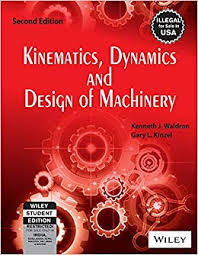 Buy <b>Kinematics</b>, Dynamics and Design of Machinery Book Online at ...