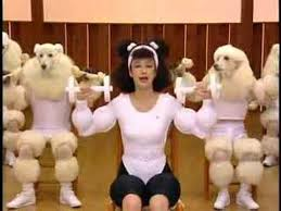 Poodle Exercise with Humans - YouTube