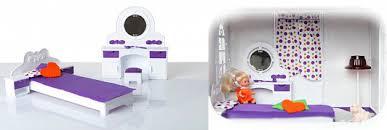 <b>Мебель</b> для куклы <b>Спальня</b> Конфетти С-1331 <b>Огонек</b> - купить в ...