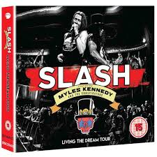 <b>SLASH</b> feat. MYLES KENNEDY & THE CONSPIRATORS - <b>Living</b> ...