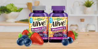 Five Reasons Our New Mixed Berry <b>Alive</b>! <b>Gummies</b> Will Knock Your ...