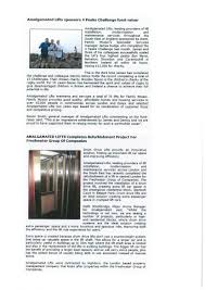 amalgamated lifts features case studies amalgamated lifts elevation magazine