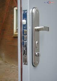 Steel Door Multipoint Locking System