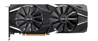 Купить <b>Видеокарта ASUS nVidia GeForce</b> RTX 2070 , <b>DUAL</b> ...