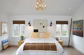 wall sconces bathroom lighting designs artworks: wall sconce lighting bedroom contemporary with antler chandelier bedside table