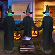 Halloween Witches Decorations - Amazon.com