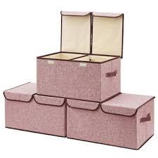 <b>Foldable</b> Waterproof <b>Non Woven Storage Box</b>