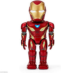 UBTECH Marvel Avengers: Endgame Iron Man MK50 ... - Amazon.com