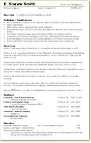 search skilled base base based administrative assistant job resume examples