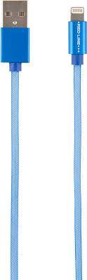 Купить <b>кабель</b> USB 2.0 1 м, <b>Red Line Red Line fishnet кабель</b> MFI ...