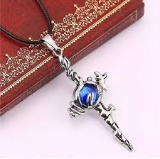 "<b>K Project Anime Sword</b> Of Damocles Necklace Pendant 2"" US Seller ..."