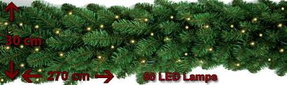 Garlands - <b>Royal Christmas</b> artificial christmas trees