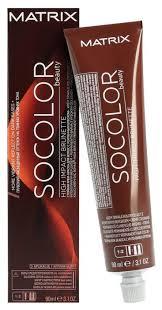 Matrix Socolor Beauty стойкая крем-<b>краска для волос</b> с ...