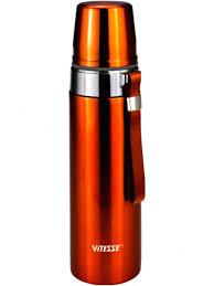 <b>Термос Attribute Jersey AVF601</b> 1L Orange в Губкине - ElfaBrest