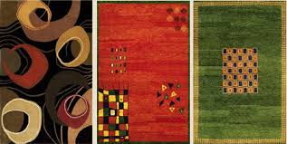 Picasso Dali And Matisse Prints All Go Well With Modern Dcor Rugs That This Style Typically Feature Geometric Patterns In Either Subdued Or