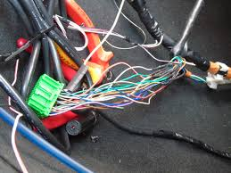 how to repair your water damaged ecu harness mechanical now would be a good time to plug in the ecu and see if everything works now wrap quality electrical tape around your repaired harness to keep everything