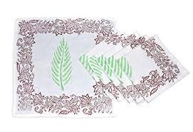 Buy Valentine's Day <b>Gift</b> Ideas by Linenwalas <b>100</b>% Cotton Green ...