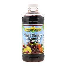 <b>Tart Cherry Turmeric &</b> Ginger Tonic, 16 fl oz (473 ml) - iHerb.com