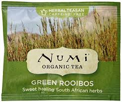 Davidson's Tea Bags, <b>Organic South African</b> Green <b>Rooibos</b>, 100 ...