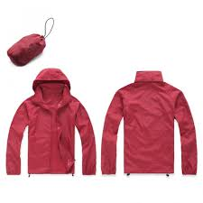 <b>Unisex Waterproof Windproof</b> Jacket Bicycle Running Rain Coat ...