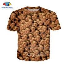 nicolas cage shirt с бесплатной доставкой на AliExpress