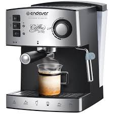 <b>Кофеварка</b> рожкового типа <b>Endever Costa</b>-<b>1060</b> - отзывы ...