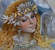 Богиня Варвара