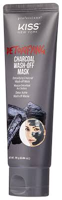 <b>Смываемая детокс</b>-<b>маска</b> с углем Detoxifying Charcoal Wash-Off ...