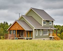 A Superinsulated House in Rural Minnesota   GreenBuildingAdvisor comA tight building envelope and plenty of insulation mean low energy bills   even for a home   electric resistance heat
