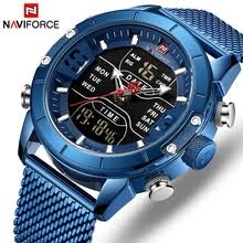 naviforce men watch <b>top luxury brand</b> man <b>military</b> reviews – Online ...